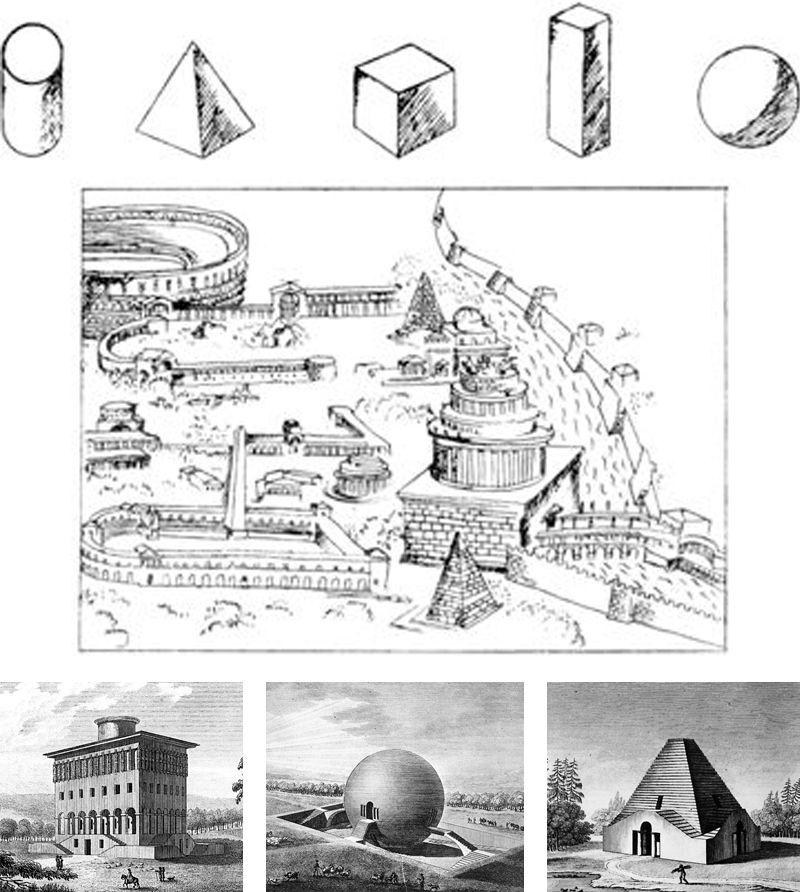 Le Corbusier's Lessons of Rome