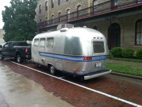 1980 Vintage Airstream Caravelle 22 Foot And 7 Foot Wide Rare