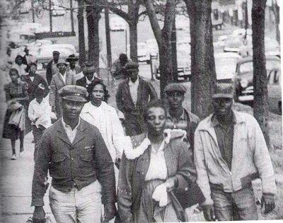 Montgomery Bus Boycott 1955 56 Montgomery Bus Boycott Bus