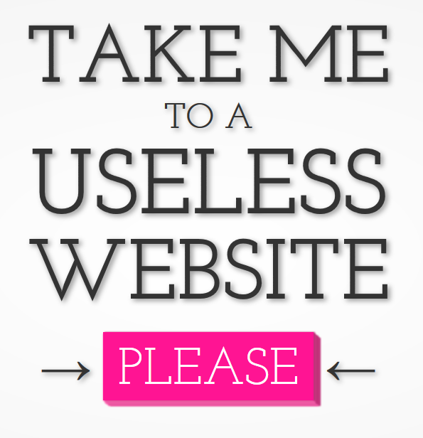 all the useless websites in one place pricespy not included of