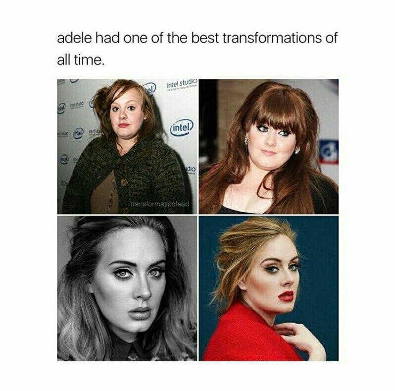 She Fine Celebrities Best Glo Ups Loose Weight