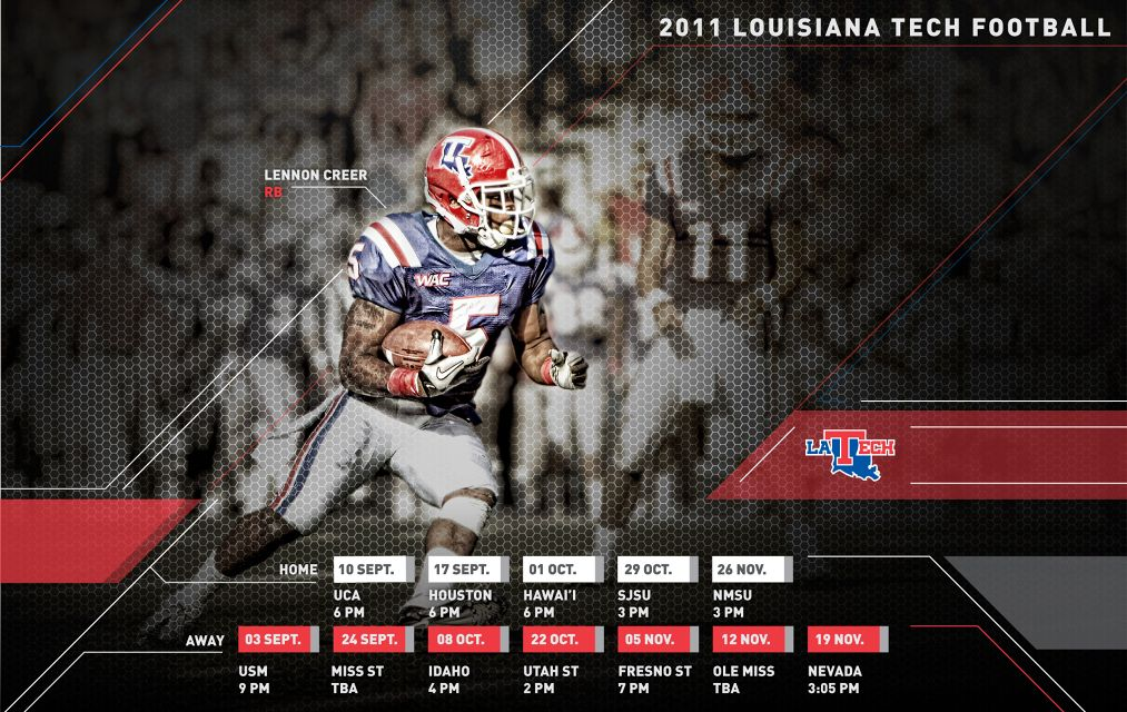 Matt Lange Web (With images) Louisiana tech, Tech