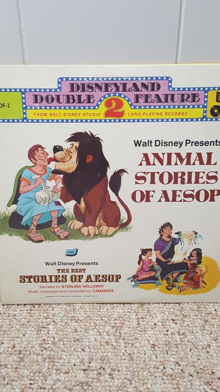 Disneyland Double Feature Walt Disney Presents Animal