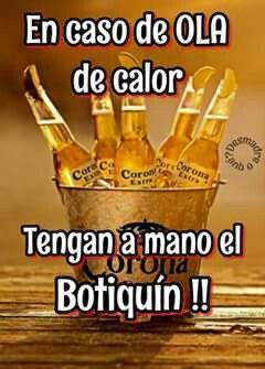 Botiquín Calor Frases Y Borrachos