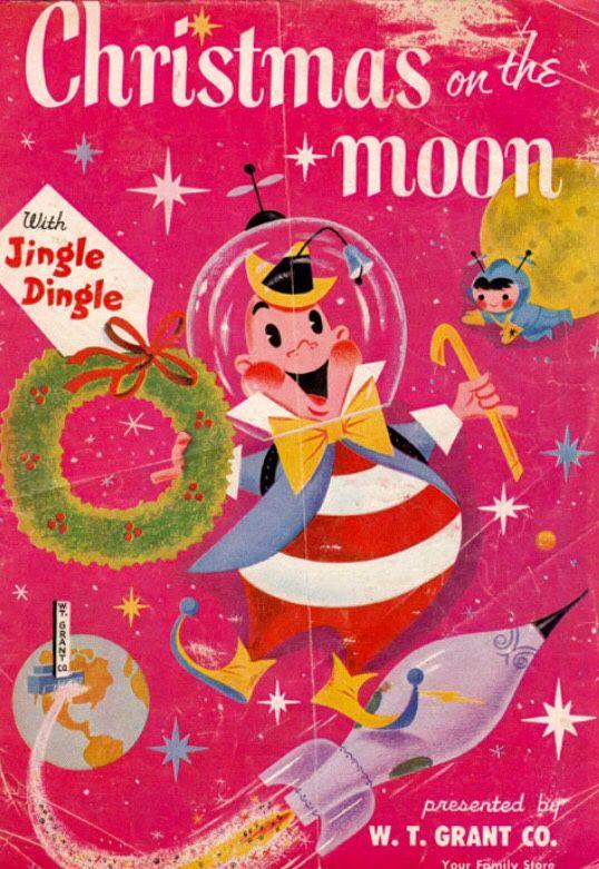 Christmas On The Moon With Jingle Dingle...