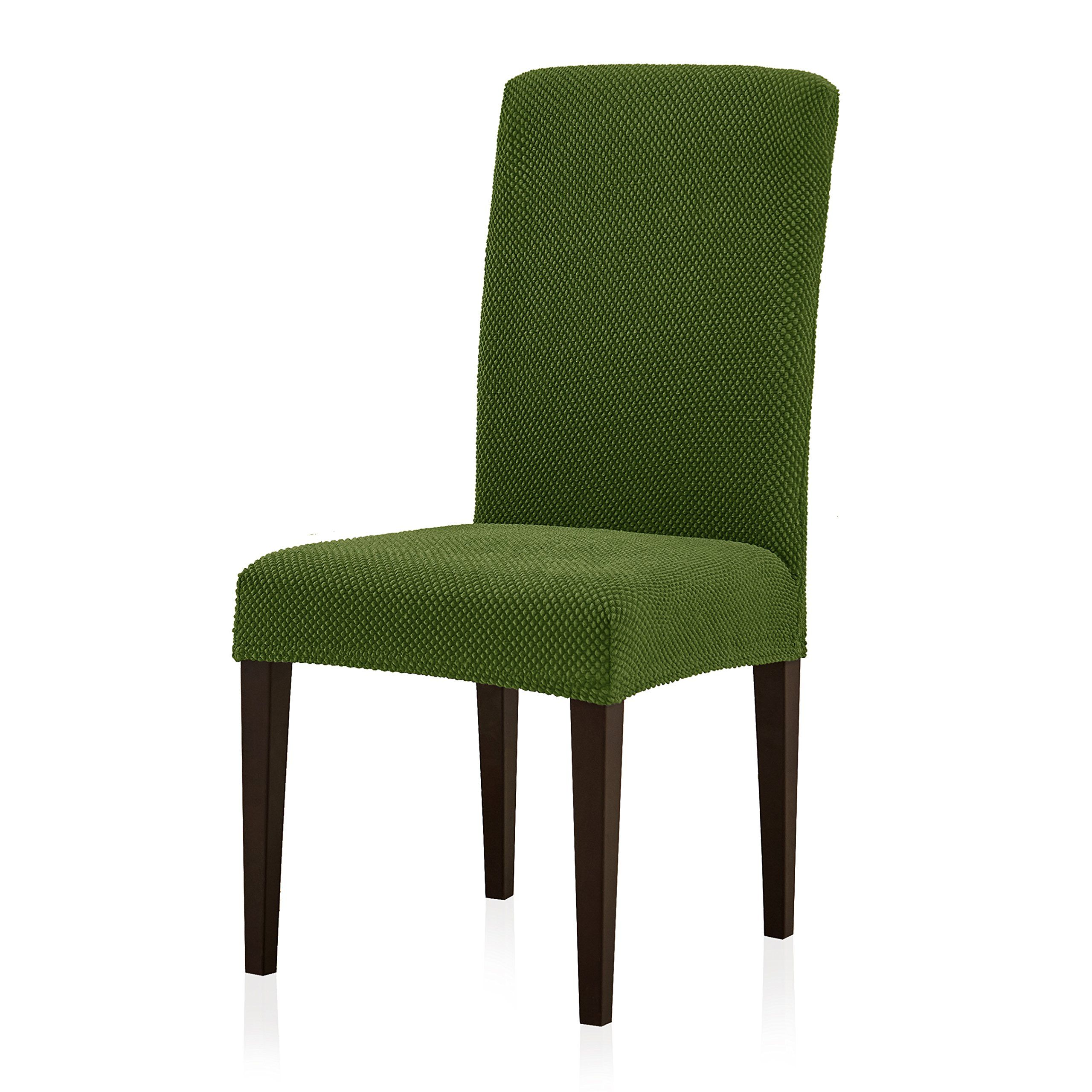 subrtex Jacquard Dining Room Chair Slipcovers Sets Stretch