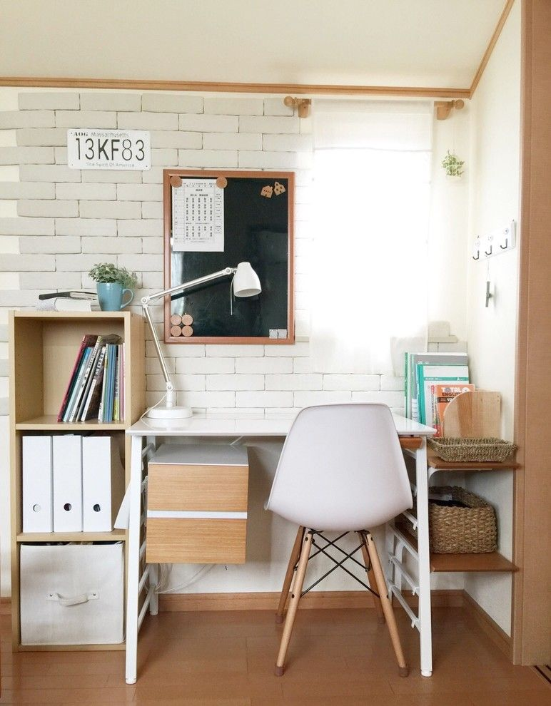 home office work room furniture scandinavian. Room · Small Scandinavian Home Office White Top Working Work Furniture