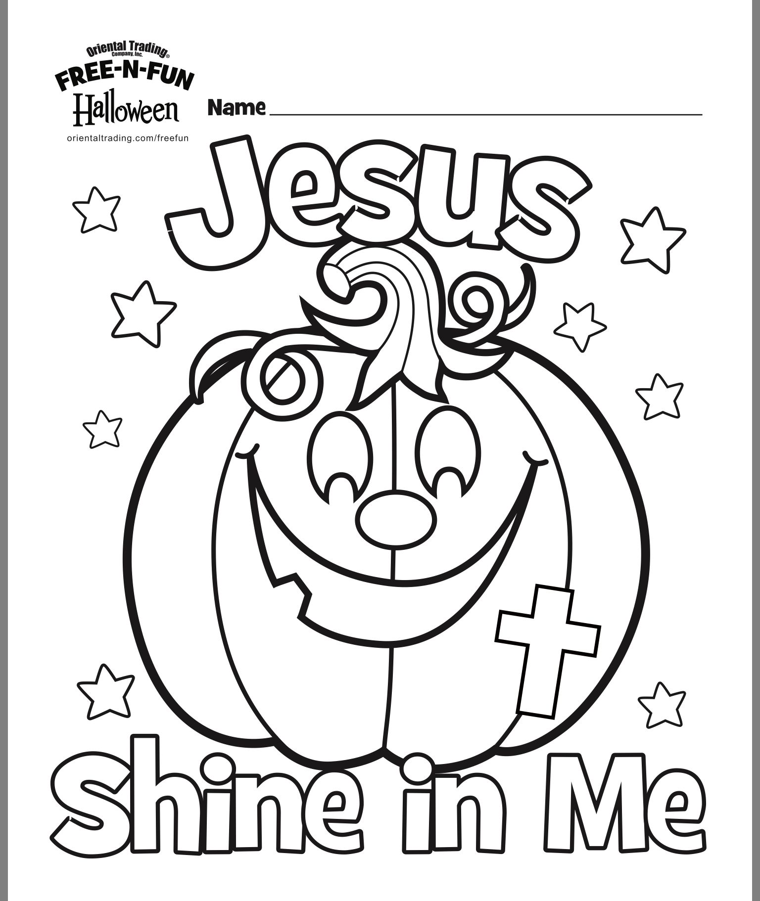 Pin By Louise Swaine On Classroom Decorations Halloween Coloring Pages Sunday School Crafts Sunday School Preschool