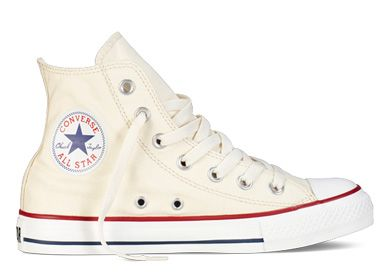 Converse Chuck Taylor All Star Hi Top Unbleached White : American Athletics