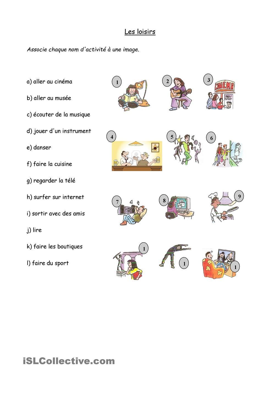 Loisirs- association | jeux | Pinterest | Französisch