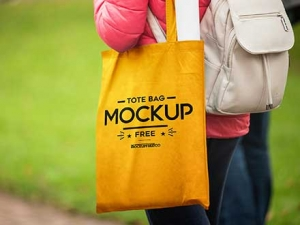 Download Pin By Takethree Studio Creative D On Mockups Bag Mockup Design Mockup Free Creative Tote Bag