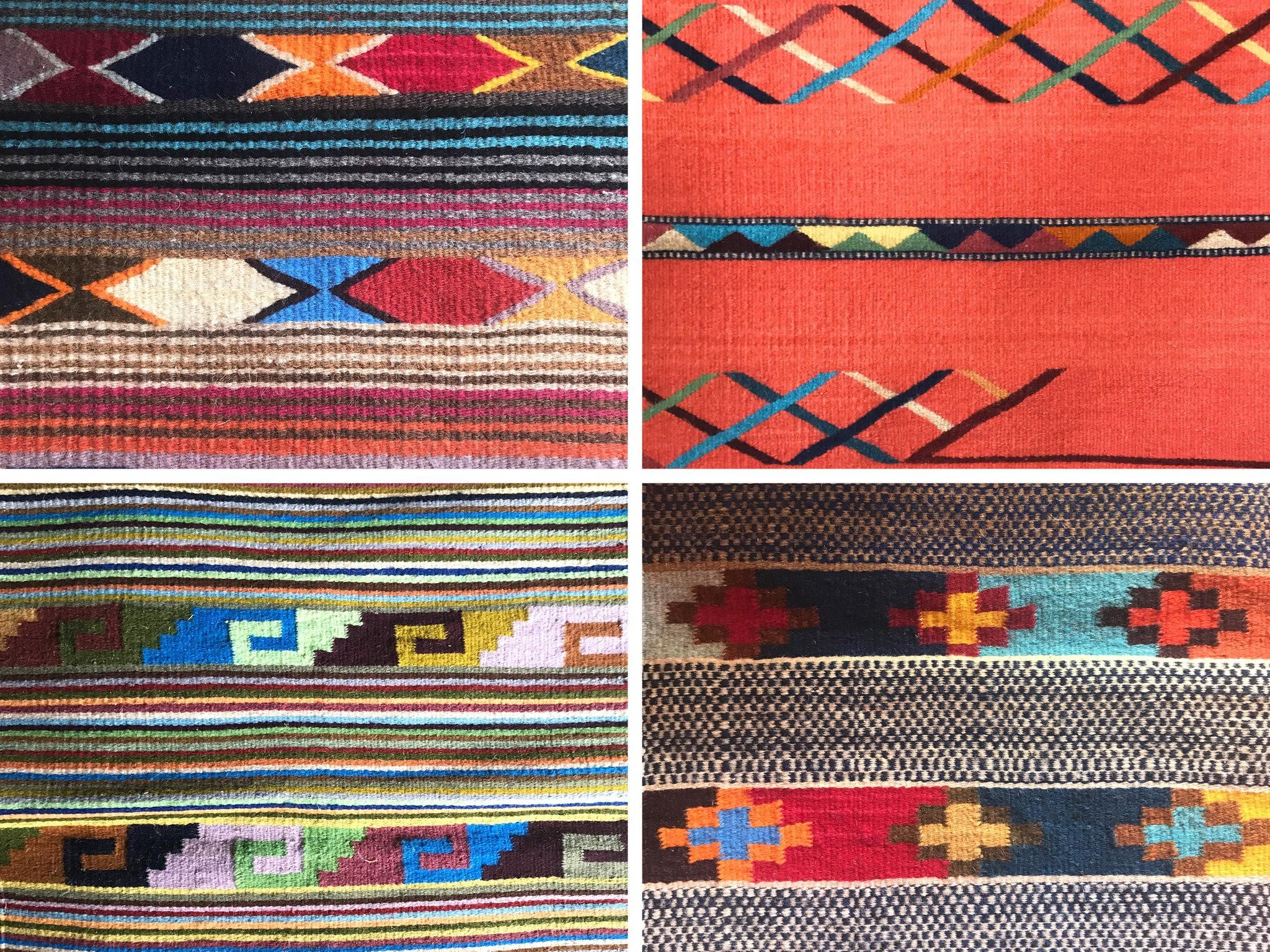 A Rug Weaver Searching For Social Justice In Oaxaca Rugs Woven Rug Handwoven Rugs