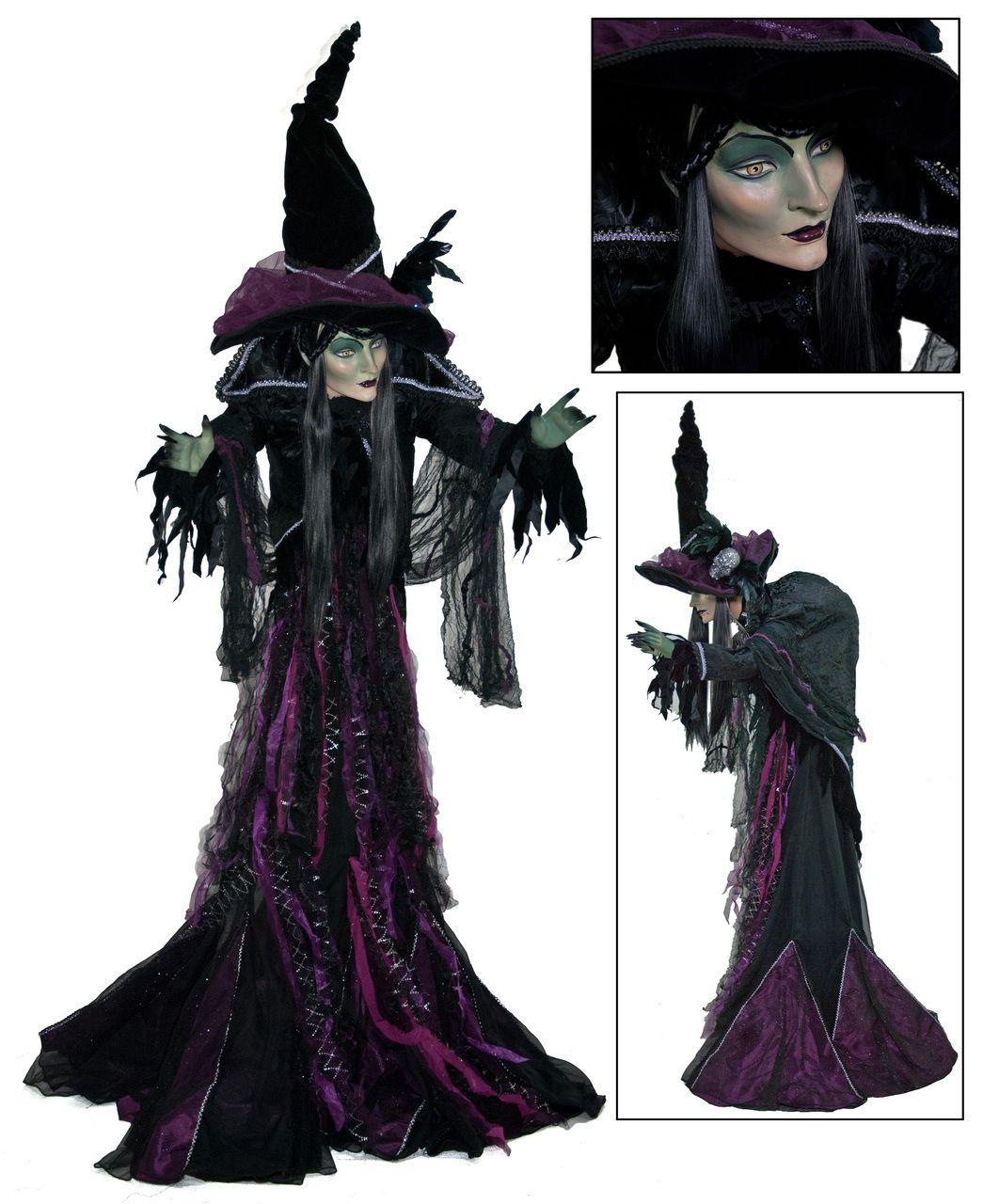 Minerva Discordia Witch. - Katherine\'s Collection | Halloween Style ...