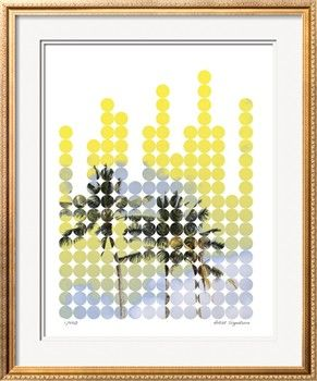 City Palms I Limited Edition by Matthew Lew at Art.com