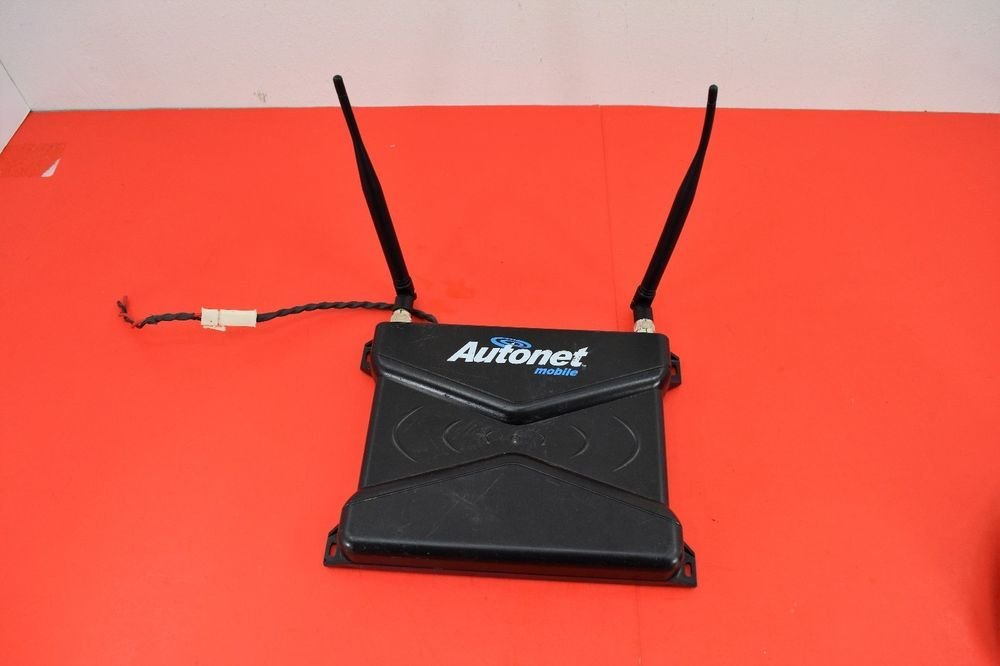 UConnect Autonet Mobile Router Model AS-WHTPLS-01 U-Connect