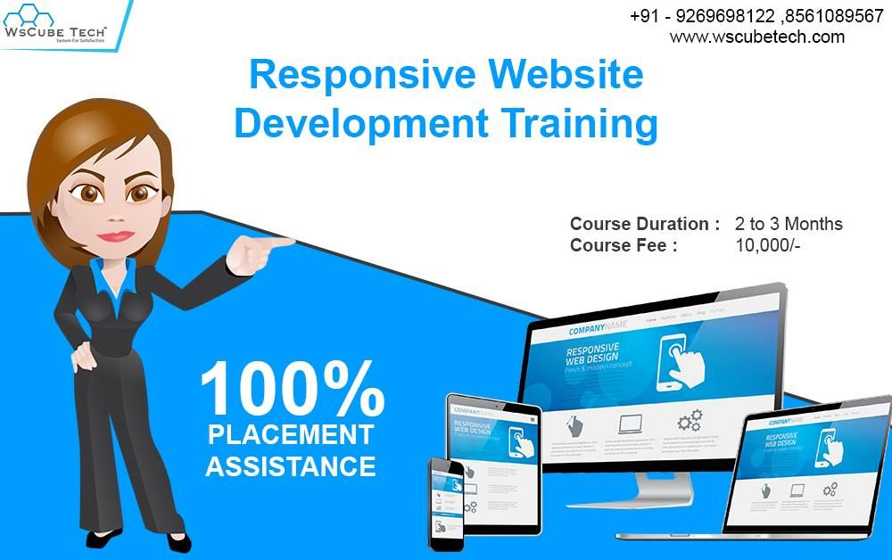 Groom your career with Responsive WebDesigning Training
