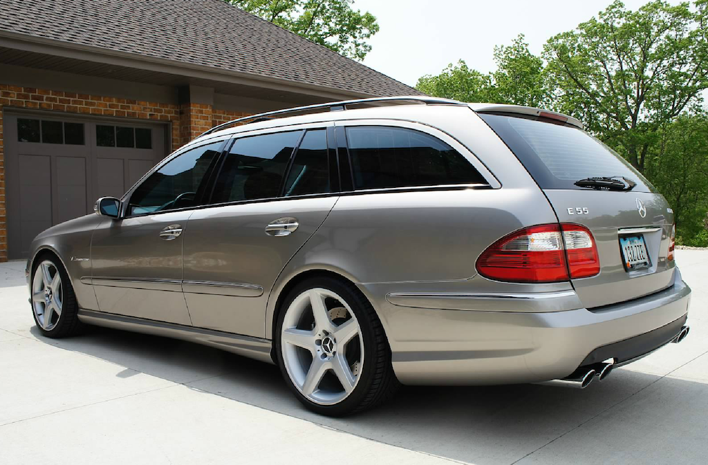 2006 mercedes benz e55 amg estate cars pinterest for Mercedes benz e55 amg wagon for sale