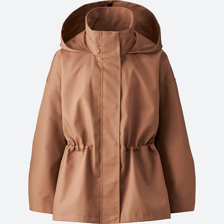 f8fa821f3 WOMEN U BLOCKTECH JACKET | Christophe Lemaire's Uniqlo U SS19 ...