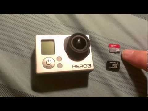 GoPro Hero 3 Black Edition PNY Memory Problem Black Edition, Gopro Hero 3, Sd