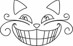 Cheshire Grin_image..great design for your own Cheshire