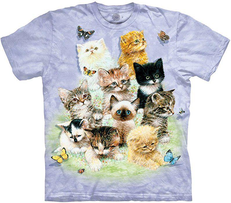 e5034b0f62198f Amazon.com: The Mountain Men's Desert Nightscape T-Shirt, Purple, Small:  Clothing
