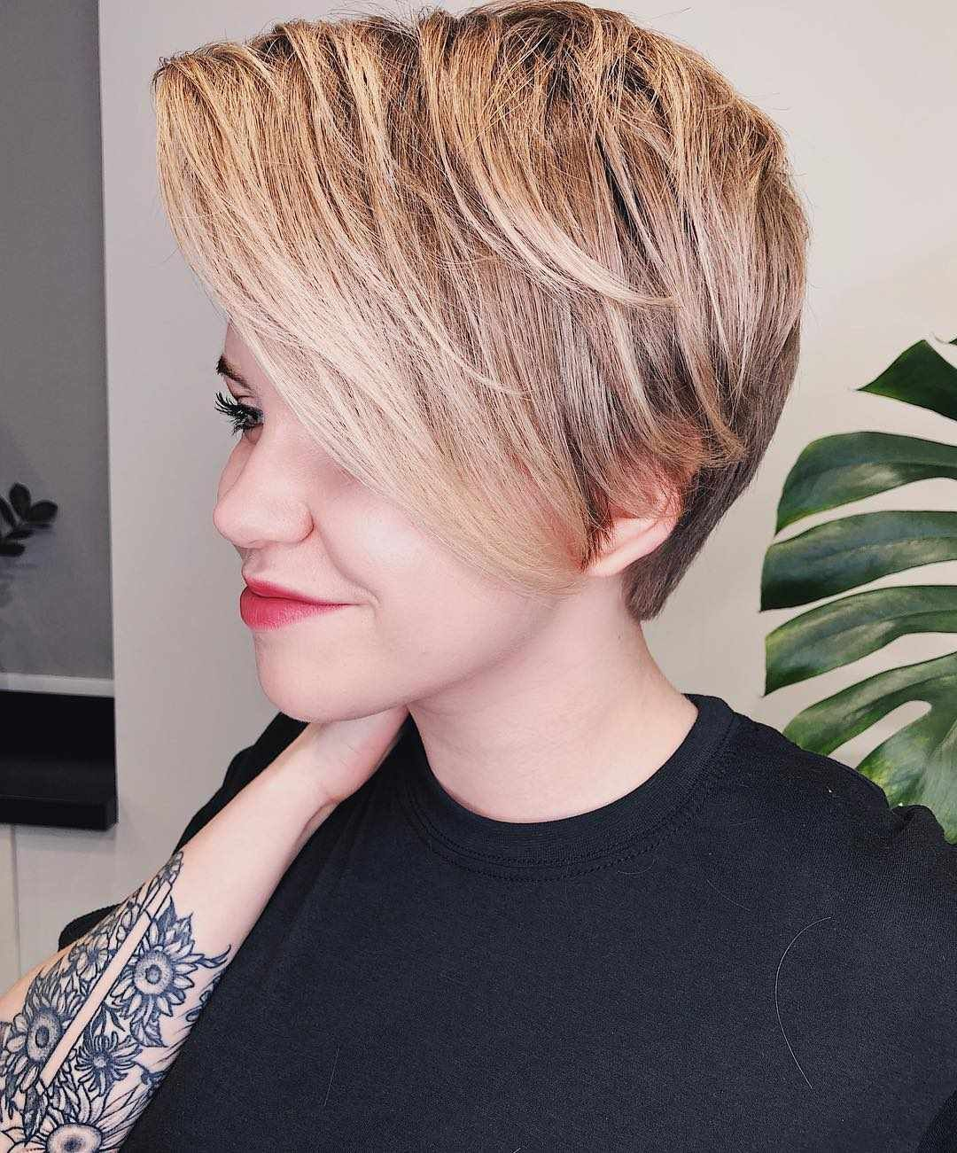 50 cute short haircuts and styles women 2019 | short blonde