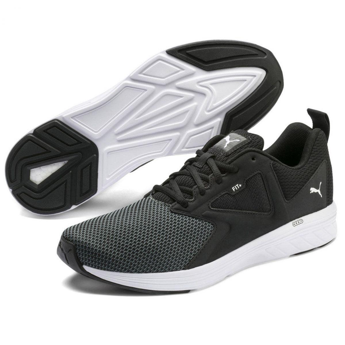 Buty Puma Nrgy Asteroid M 192804 01 Czarne Puma Sneakers Sneakers Nike