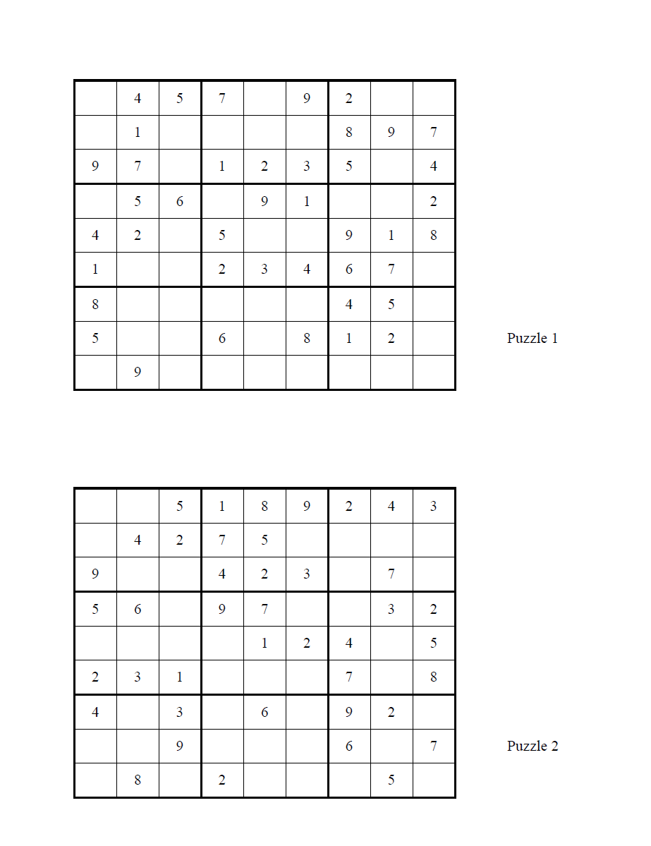 Details About How Fast Is Your Brain 1000 Sudoku Puzzles And