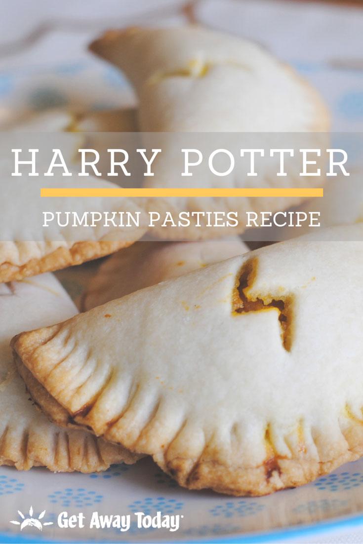 Harry Potter Pumpkin Pasties Recipe Harry Potter Pumpkin Pumpkin Pasties Harry Potter Desserts