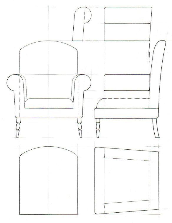 Template Drawings For Furniture Model Making Doll Furniture Diy Diy Barbie Furniture Diy Dollhouse Furniture