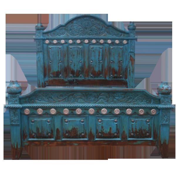 Beau Las Cruces Bed | Western Beds | Western Bedroom | Western Furniture