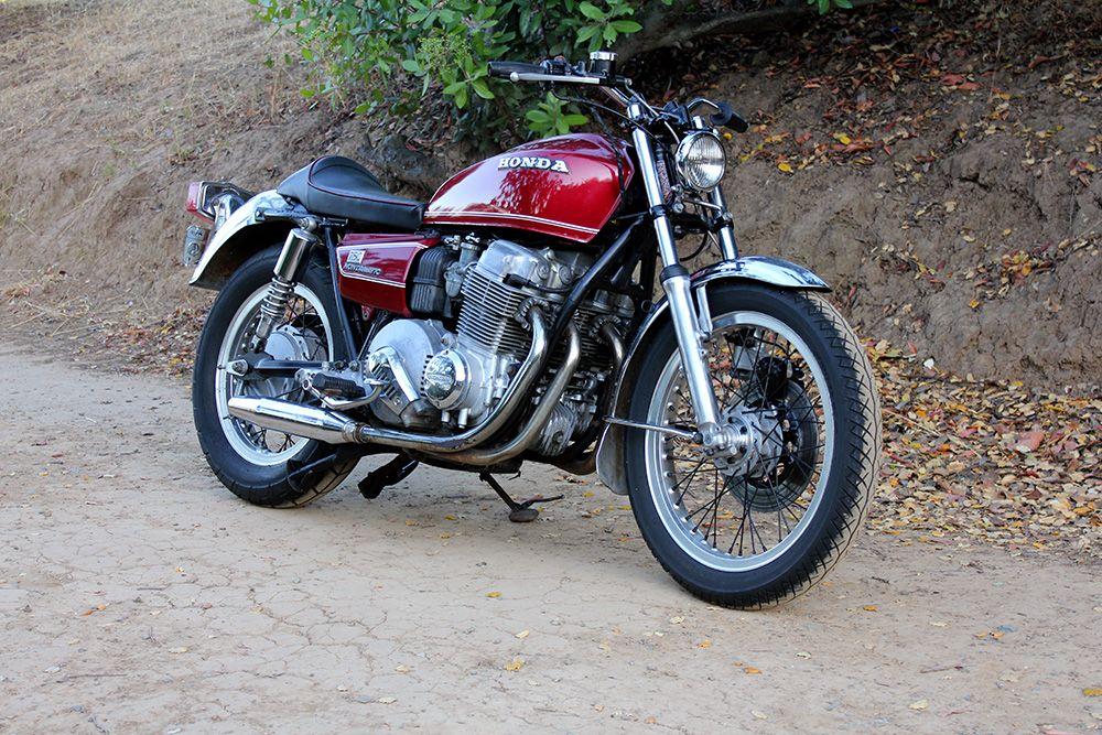 For Sale 1977 Honda Cb750a Hondamatic Cafe Racer Mild Custom Honda Honda Cb750 Honda Motorcycles