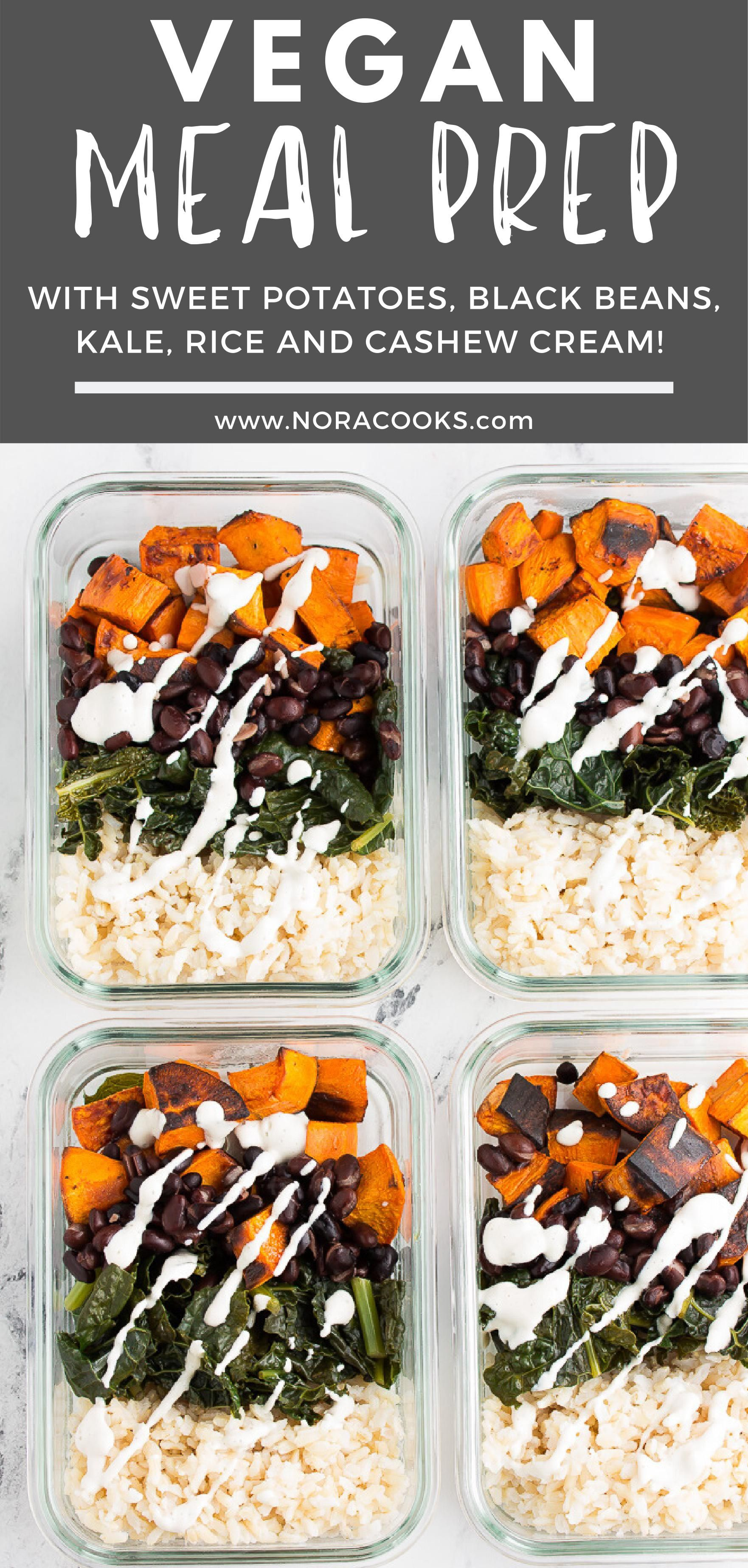 Nourish Bowl Vegan Meal Prep -   18 meal prep recipes for the week lunches ideas