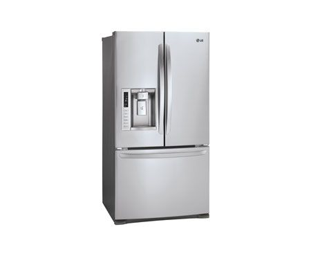 Summit Ff1935pl Counter Depth French Door Refrigerator Counter