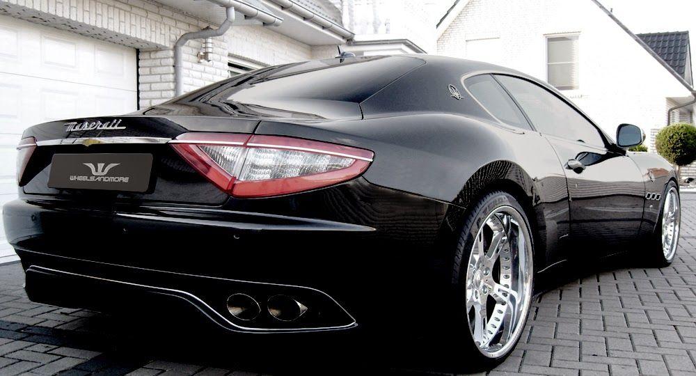 Maserati Gran Turismo ................