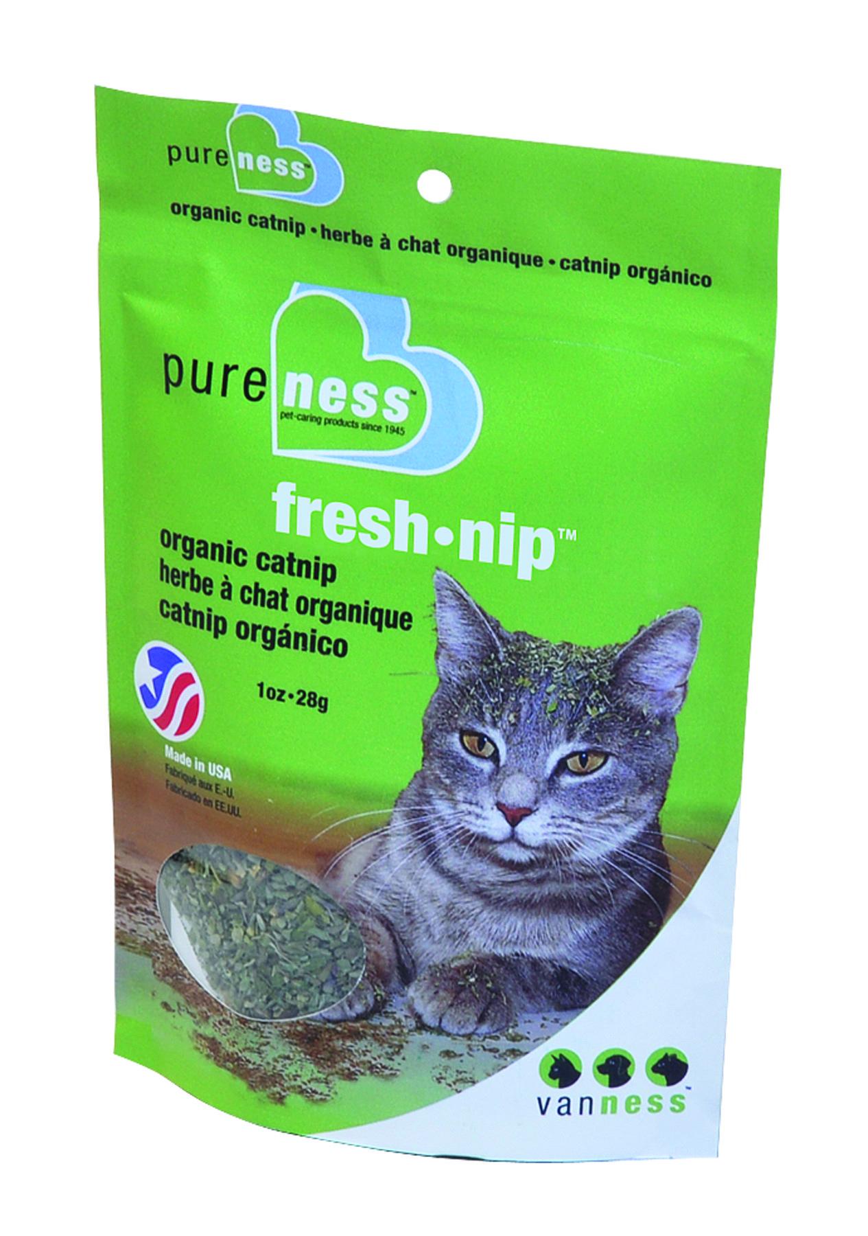 Organic Catnip For Your Fur Baby Van Ness Fresh Nip At Ozbocom
