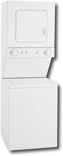 Whirlpool Lte5243dq 24 Inch Thin Twin Stacked Washer Dryer