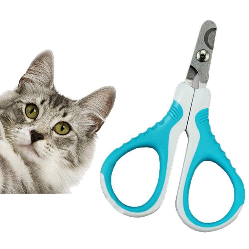 Alkem Pet Nail Clippers Cats Ergonomic Non-slip Handles Steel Bl ...