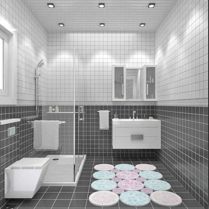 50 Model De Salle De Bain Moderne En Algerie 2018 | salle de ...