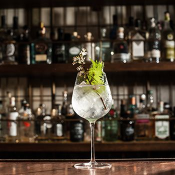 Holborn Dining Room Has Opened A New Bar Holding What Is Thought To Be Londons Largest Collection Of Gin Comprising More Than 400 Bottles