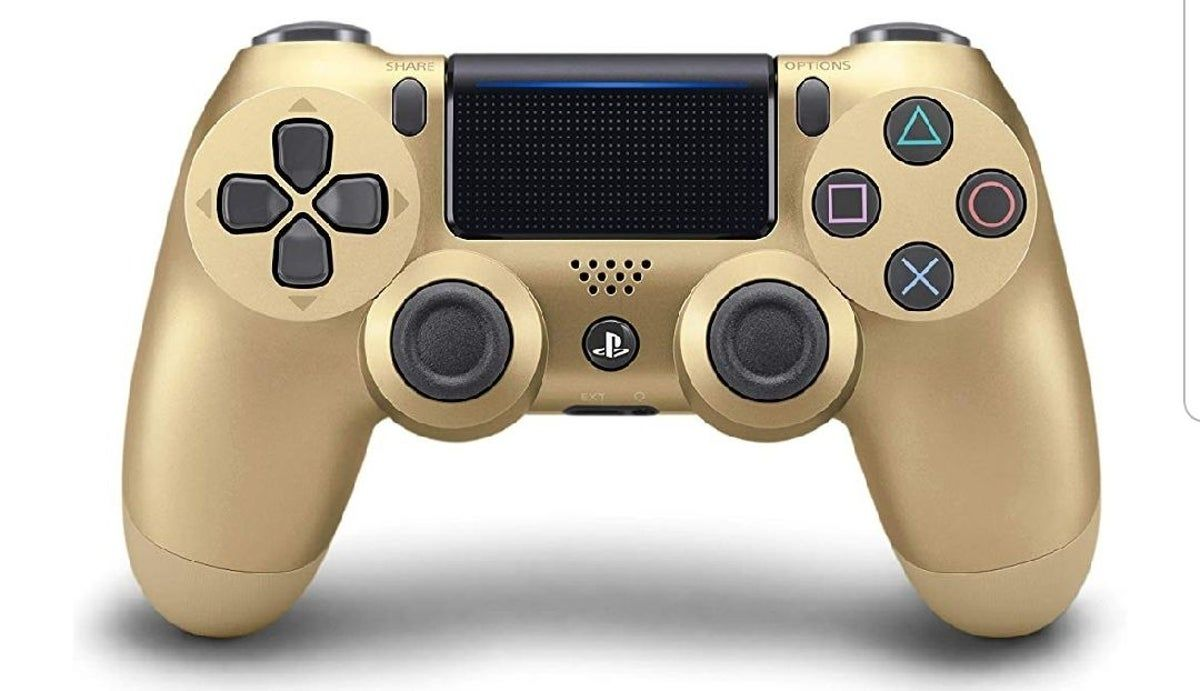 Dualshock 4 wireless controller for play in 2020