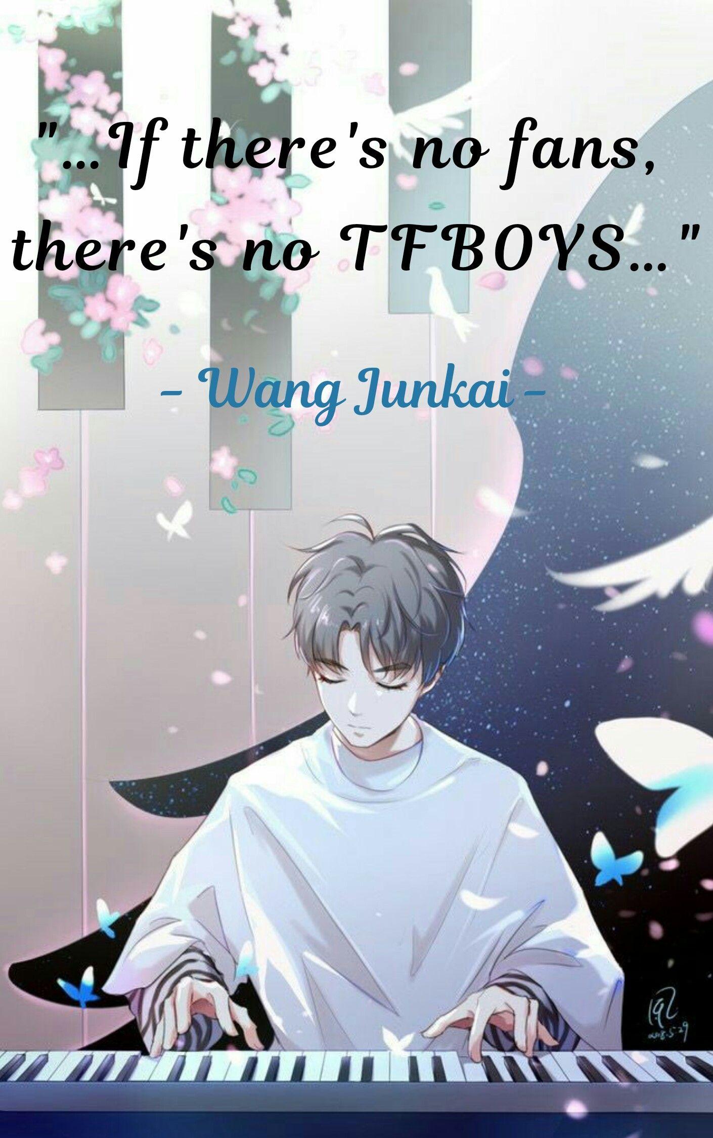 From Wang Junkai aka Karry Wang……………🐱🐈 Xử nữ, Anime