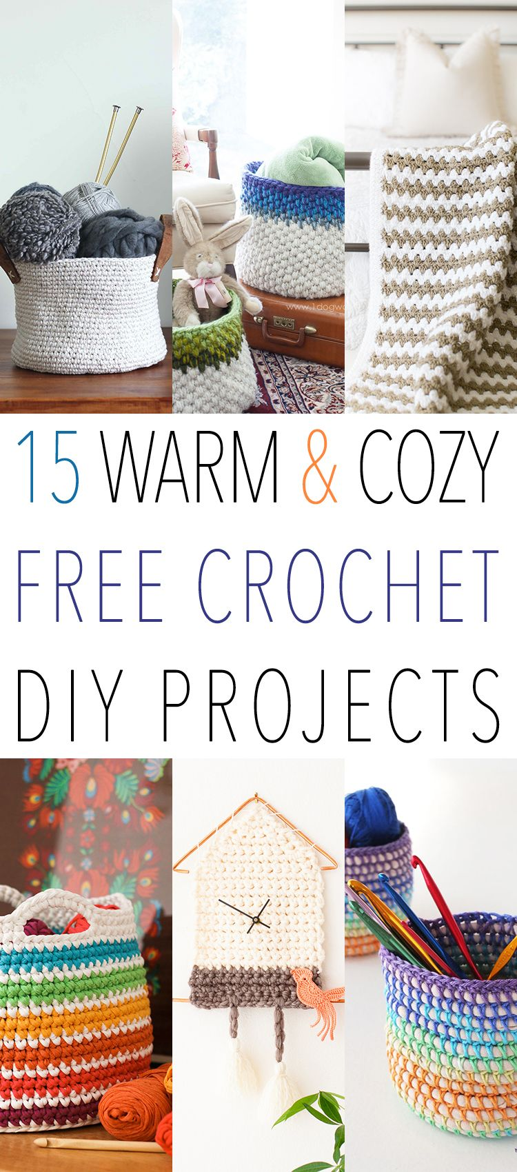 15 warm and cozy free crochet diy projects free crochet free 15 warm and cozy free crochet diy projects bankloansurffo Gallery