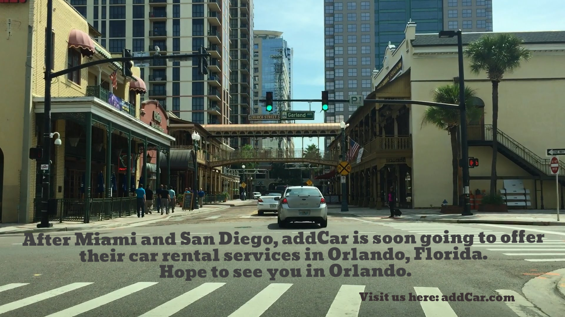 After Miami and SanDiego, addCar is soon going to offer