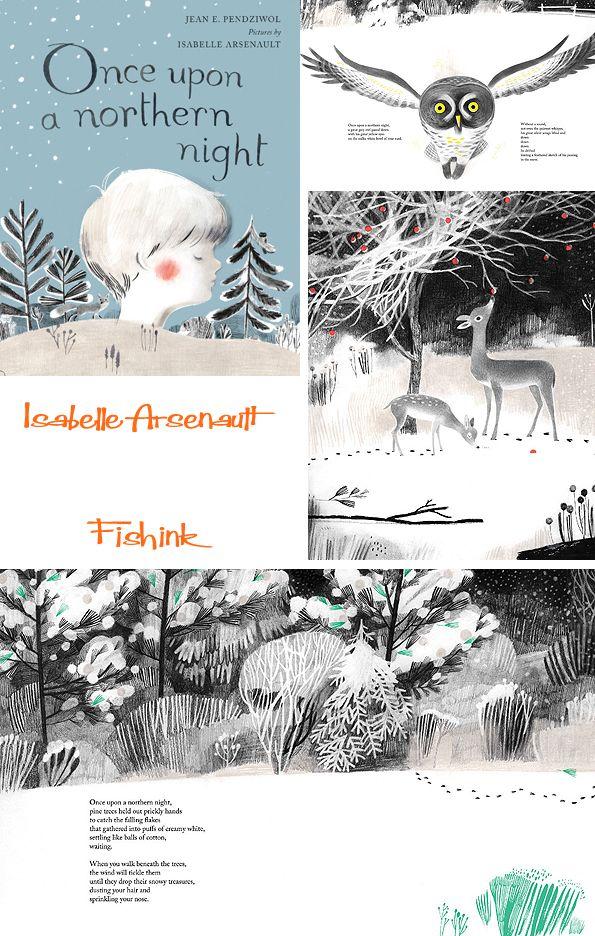 fishinkblog-7389-isabelle-arsenault-4.jpg (595×936)