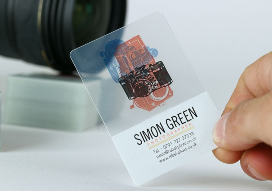 Transparent Business Cards With Rounded Corners Business Card Branding Printing Business Cards Business Cards Uk