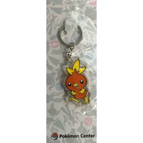 Pokemon Center 2014 Torchic Character Keychain
