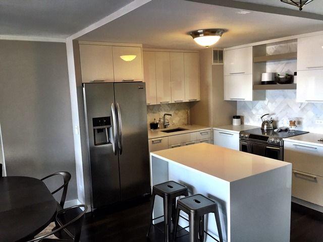 Chicago Apartment Kitchen Remodel