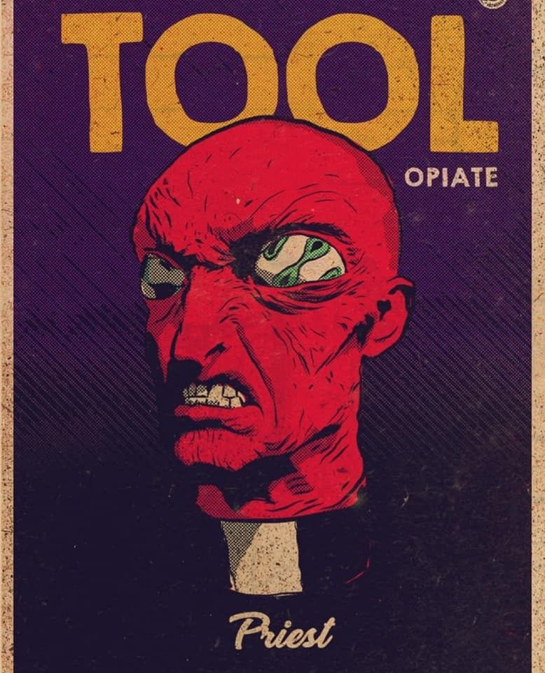 Pin By Jason Wooderson On Tool Band In 2020 Tool Band Artwork Rock Posters Tool Band