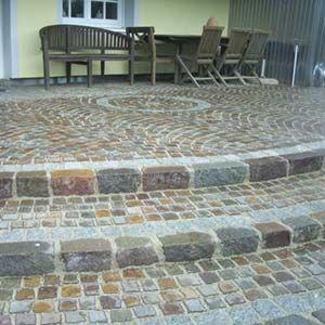 Just Stone Naturstein Treppen Treppe Garten Pflaster Garten Terrasse